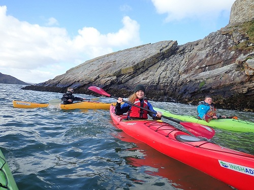 Sea-Kayaking-Dunree-Cosy-cottage-inish-adventures